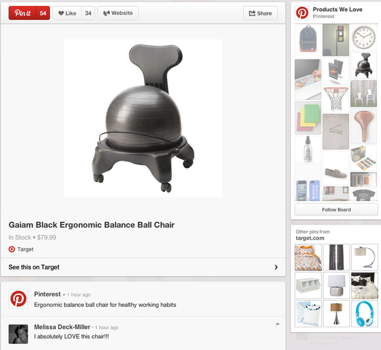 rich pins on pinterest. product pins.