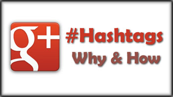 google hashtags implemented in search