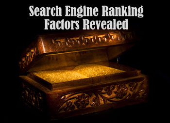 search engine ranking factors revealed