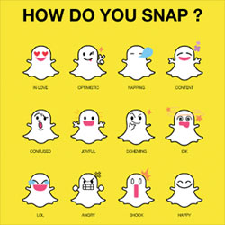 how do you snap? how do you use snapchat?