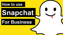 How brands and businesses use Snapchat
