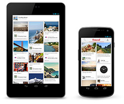 Pinterest on Mobile