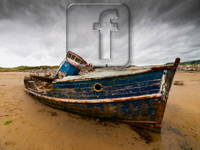 abandoning facebook is a bad idea
