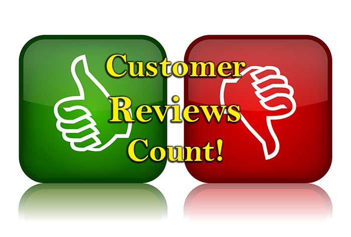 Local Customer Reviews Count Big Time!
