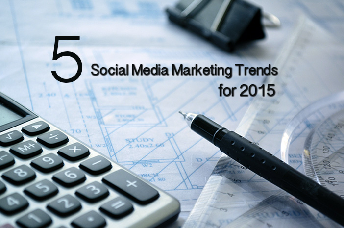 social media marketing trends 2015 from VPDM Digital