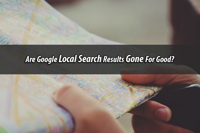 Google Local Search Changes Your Local SEO Services