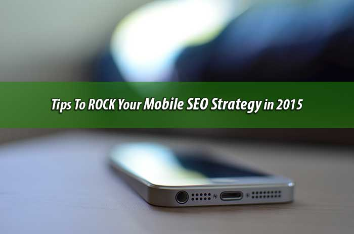 Mobile SEO Strategy 2015 - VPDM Digital Marketing Company Niagara St. Catharines