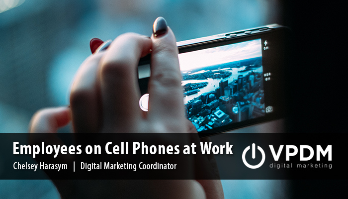 should employees use cell phones at work