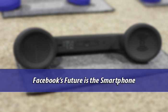 Mobile Facebook Stats and The Future