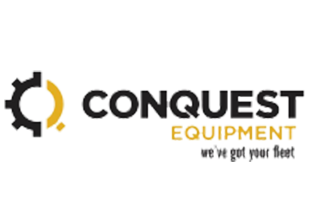 Conquest Equipment Logo. VPDM digital marketing, social media and SEO Agency services. Hamilton, St. Catharines and Toronto.