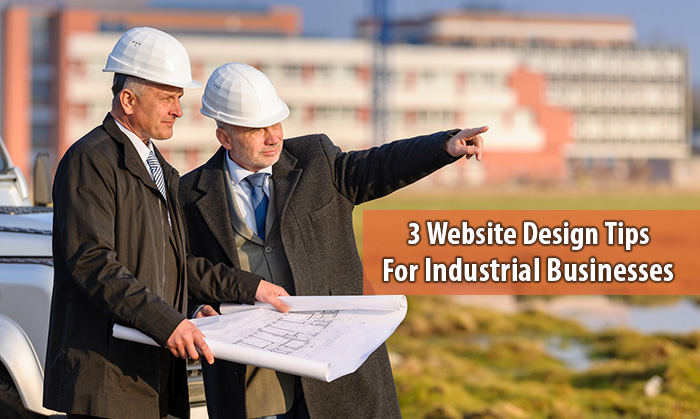 Industrial Website Design Ideas and Tips for 2015