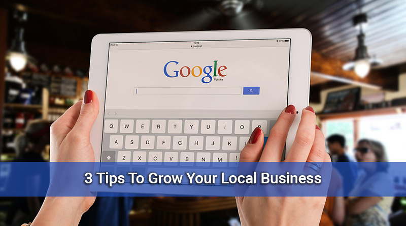 3 Local Business Marketing Ideas and Srategies