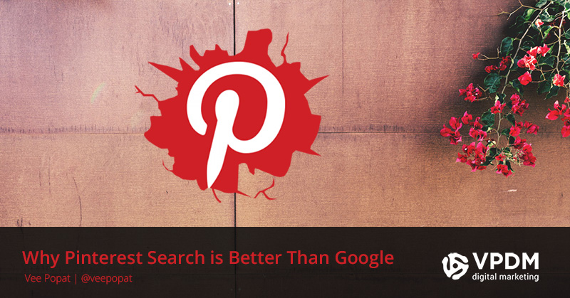 Why Pinterest Search Can Do What Google Can Not
