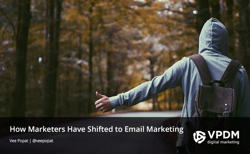 integrating email marketing with social media