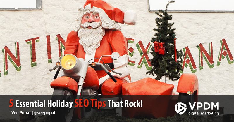 5 Holiday SEO Tips for Beginners