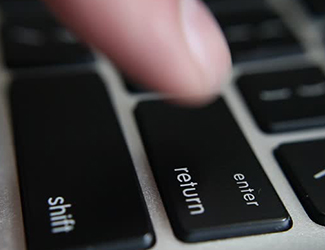 Properly Space out your Blog Using the Enter Button. VPDM Digital Marketing. Toronto