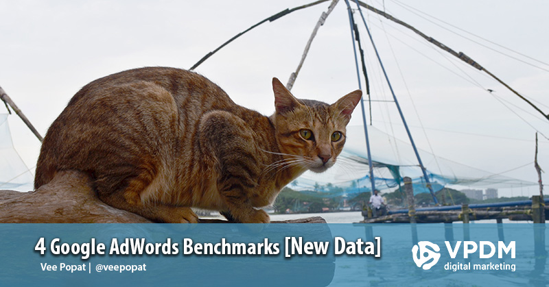 Average Click Through Rate and Other Google AdWords Benchmarks