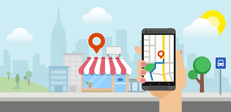 The importance of Google My Business Page Optimization for Local SEO.