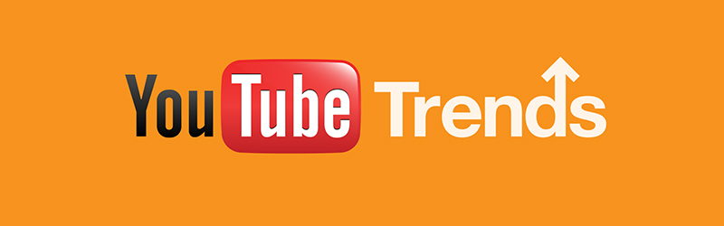 YouTube Trends for Keyword research.