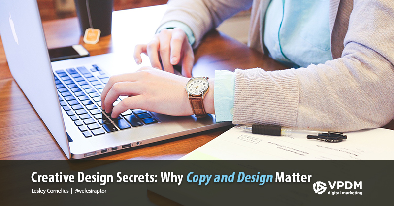 Creative Design Secrets: Why Copy and Design Matter