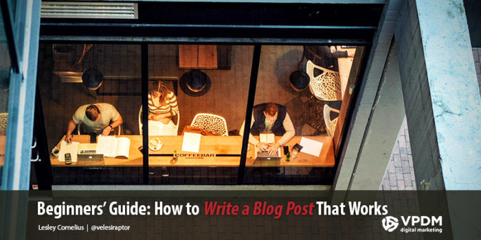 How to Write a Blog: The Basics all Good Content Writers Know
