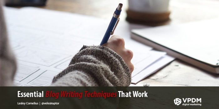 Here's What You Don't Know About Blog Writing Techniques