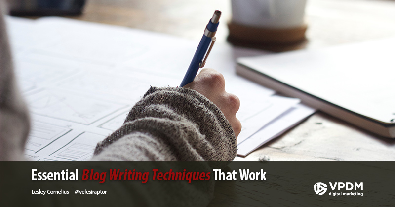 Blog Writing Techniques: Why You Need to Forget What You Learned in School