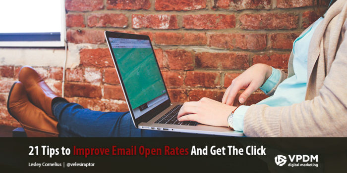 Want to Improve Your Email Open Rates? Here are 21 Things You Can Do