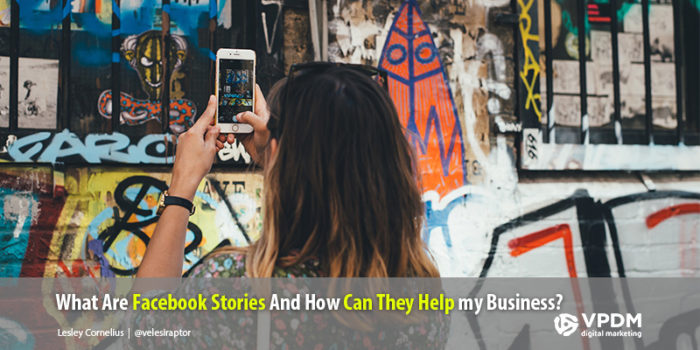 How to share a story on Facebook. VPDM Digital Marketing Agency Hamilton, St. Catharines, and Toronto.