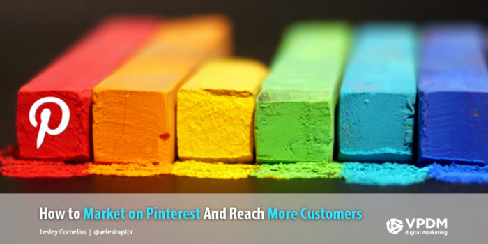 How to market on Pinterest and develop a social media strategy for business.
