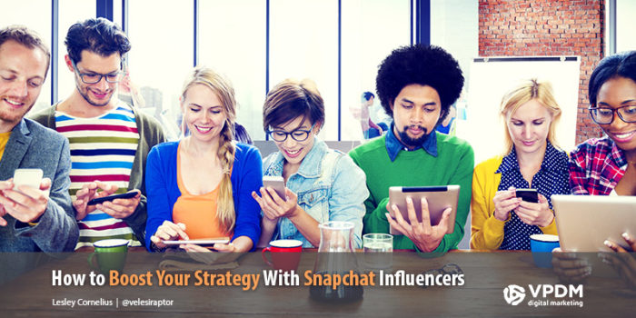 Marketing Through Snapchat: Why the Snapchat Influencer Network Can Boost Your Brand
