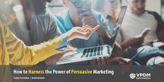 Persuasive Marketing 101: How to Reach Your Target Audience Through Social Media