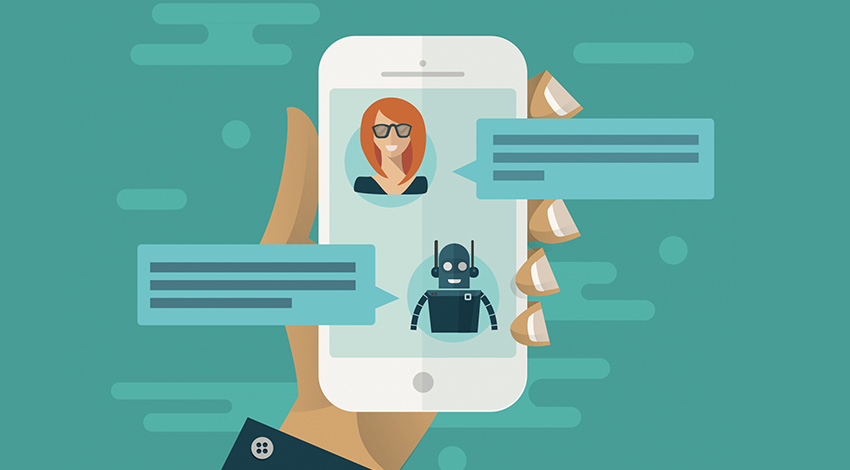 What are chatbots and how can it help my business? Facebook chatbot marketing strategy for service businesses. VPDM Digital Marketing Company Hamilton, St., Catharines, Niagara Falls.