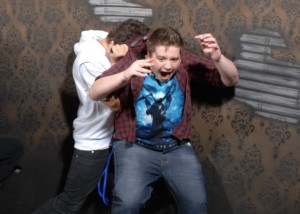 scared people in nightmares fear factory case study