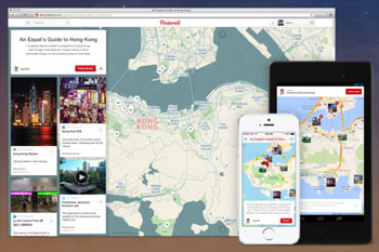 How To Use Place Pins On Pinterest
